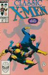 Cover for Classic X-Men (Marvel, 1986 series) #33 [Direct]