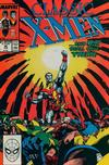 Cover for Classic X-Men (Marvel, 1986 series) #34 [Direct Edition]