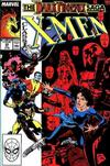 Cover for Classic X-Men (Marvel, 1986 series) #35 [Direct]