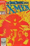 Cover for Classic X-Men (Marvel, 1986 series) #36 [Direct Edition]