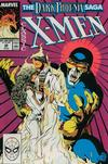 Cover for Classic X-Men (Marvel, 1986 series) #38 [Direct Edition]