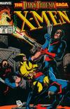 Cover for Classic X-Men (Marvel, 1986 series) #39 [Direct]