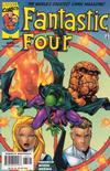 Cover for Fantastic Four (Marvel, 1998 series) #35 [Regular Direct Edition]