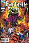 Cover for Fantastic Four (Marvel, 1998 series) #36 [Direct Edition]