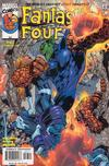 Cover for Fantastic Four (Marvel, 1998 series) #37 [Direct Edition]