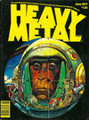 Cover for Heavy Metal Magazine (HM Communications, Inc., 1977 series) #[3]