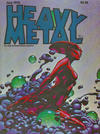 Cover for Heavy Metal Magazine (HM Communications, Inc., 1977 series) #v2#3