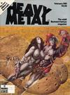 Cover Thumbnail for Heavy Metal Magazine (1977 series) #v4#11 [Direct]