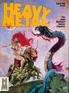 Cover for Heavy Metal Magazine (Heavy Metal, 1977 series) #v5#1 [Direct Sales]