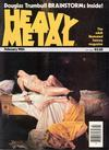 Cover for Heavy Metal Magazine (HM Communications, Inc., 1977 series) #v7#11