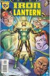 Cover for Iron Lantern (Marvel, 1997 series) #1