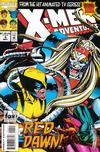 Cover for X-Men Adventures [II] (Marvel, 1994 series) #4 [Direct Edition]