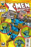 Cover for X-Men Adventures [II] (Marvel, 1994 series) #7 [Direct Edition]