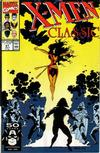 Cover for X-Men Classic (Marvel, 1990 series) #61 [Direct Edition]