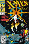 Cover for X-Men Classic (Marvel, 1990 series) #68 [Direct Edition]