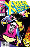 Cover for X-Men Classic (Marvel, 1990 series) #72 [Direct Edition]