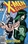 Cover for X-Men Classic (Marvel, 1990 series) #76 [Newsstand Edition]