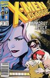 Cover for X-Men Classic (Marvel, 1990 series) #78 [Newsstand Edition]