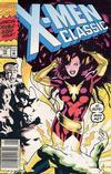 Cover for X-Men Classic (Marvel, 1990 series) #79 [Newsstand Edition]