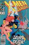 Cover for X-Men Classic (Marvel, 1990 series) #80 [Newsstand Edition]