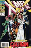 Cover for X-Men Classic (Marvel, 1990 series) #83 [Newsstand]