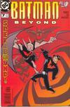 Cover for Batman Beyond (DC, 1999 series) #7