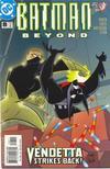 Cover for Batman Beyond (DC, 1999 series) #8