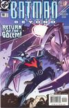 Cover for Batman Beyond (DC, 1999 series) #10