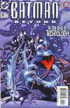 Cover for Batman Beyond (DC, 1999 series) #11