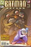 Cover for Batman Beyond (DC, 1999 series) #13