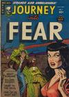 Cover for Journey into Fear (Superior Publishers Limited, 1951 series) #2