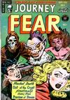 Cover for Journey into Fear (Superior Publishers Limited, 1951 series) #9
