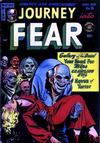 Cover for Journey into Fear (Superior Publishers Limited, 1951 series) #10