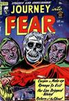 Cover for Journey into Fear (Superior Publishers Limited, 1951 series) #15