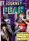 Cover for Journey into Fear (Superior Publishers Limited, 1951 series) #16