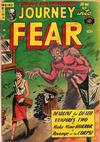 Cover for Journey into Fear (Superior Publishers Limited, 1951 series) #17