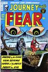 Cover for Journey into Fear (Superior Publishers Limited, 1951 series) #21