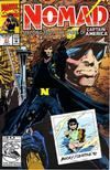 Cover for Nomad (Marvel, 1992 series) #1 [Direct]