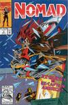 Cover for Nomad (Marvel, 1992 series) #3 [Direct]