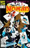 Cover for Nomad (Marvel, 1992 series) #4 [Direct]