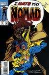 Cover for Nomad (Marvel, 1992 series) #15