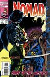 Cover for Nomad (Marvel, 1992 series) #17