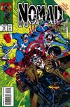 Cover for Nomad (Marvel, 1992 series) #19