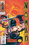 Cover for Nomad (Marvel, 1992 series) #22