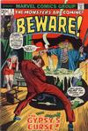 Cover for Beware (Marvel, 1973 series) #3