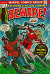 Cover for Beware (Marvel, 1973 series) #4