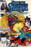 Cover for Doctor Strange, Sorcerer Supreme (Marvel, 1988 series) #4