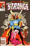 Cover for Doctor Strange, Sorcerer Supreme (Marvel, 1988 series) #5