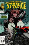 Cover for Doctor Strange, Sorcerer Supreme (Marvel, 1988 series) #6