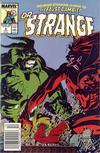 Cover for Doctor Strange, Sorcerer Supreme (Marvel, 1988 series) #8